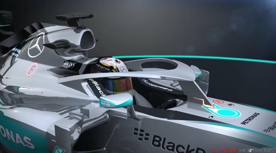 """Jelenleg a """"bumeráng"""" a legjobb megoldás, ha további fejvédelmet akarunk az F1-ben"""