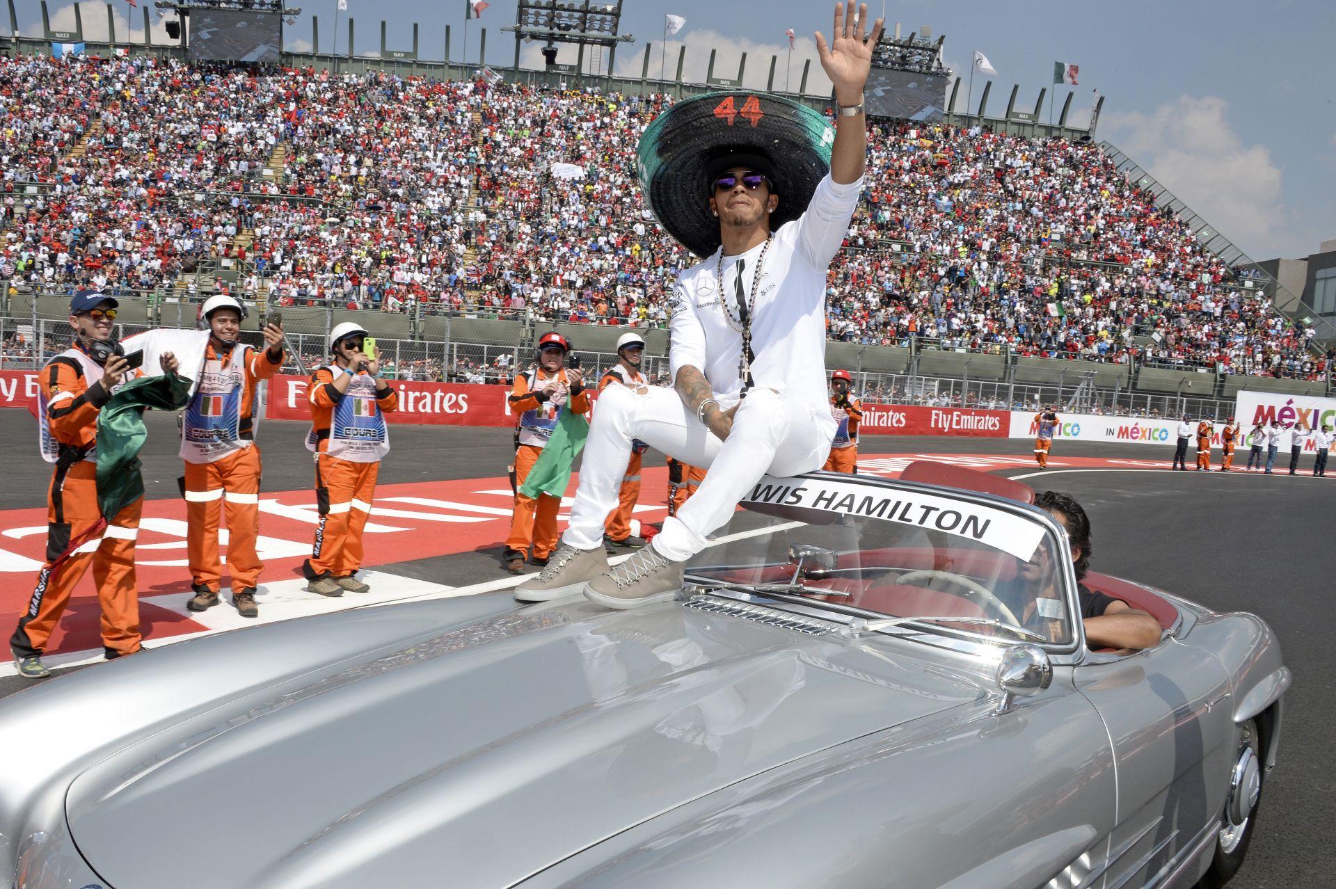 "Hamilton: ""Rosberg fantasztikus volt ma…"""