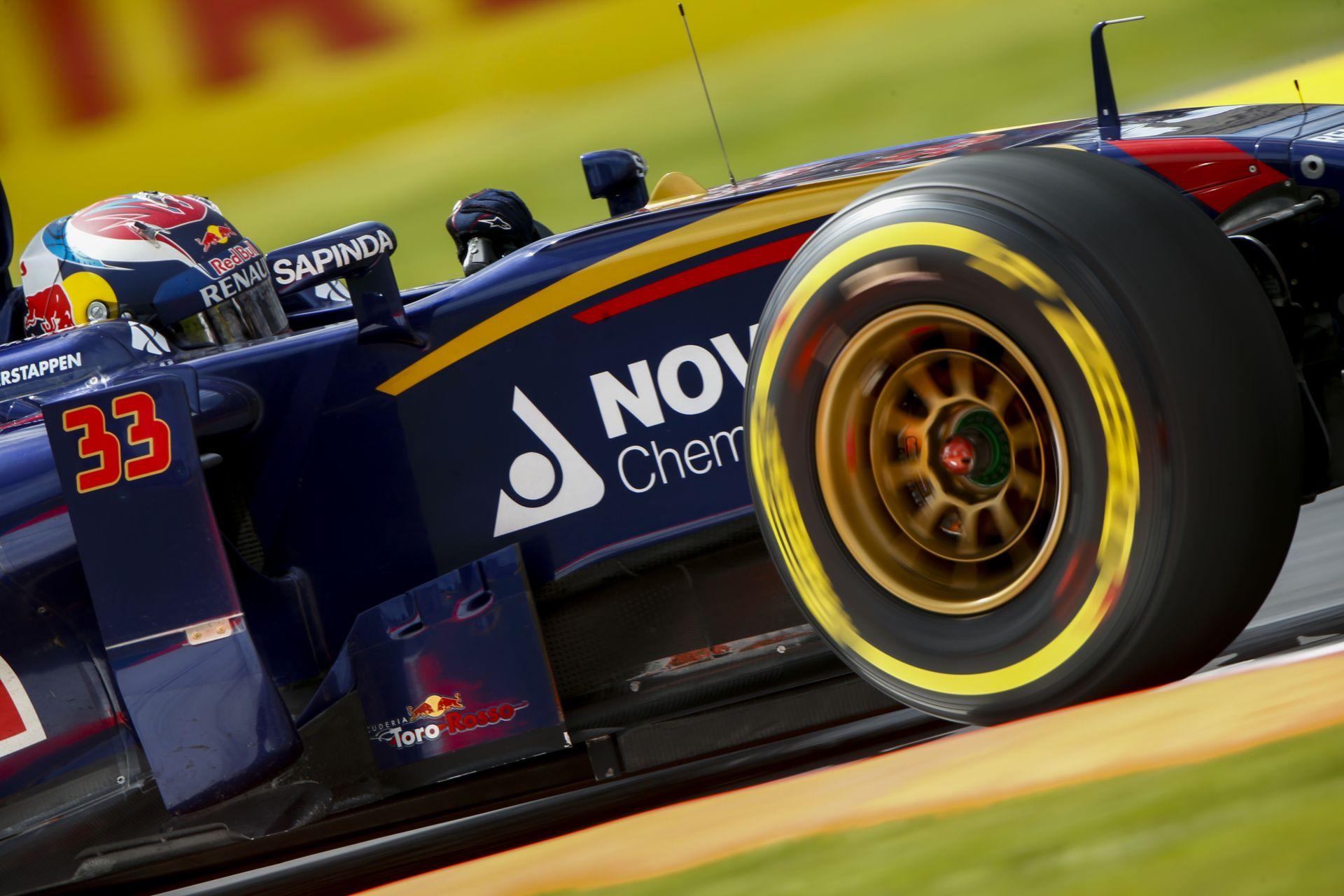 Verstappen ismét csodát művelt és pontot szerezett - most épp Mexikóban! Sainz 13.