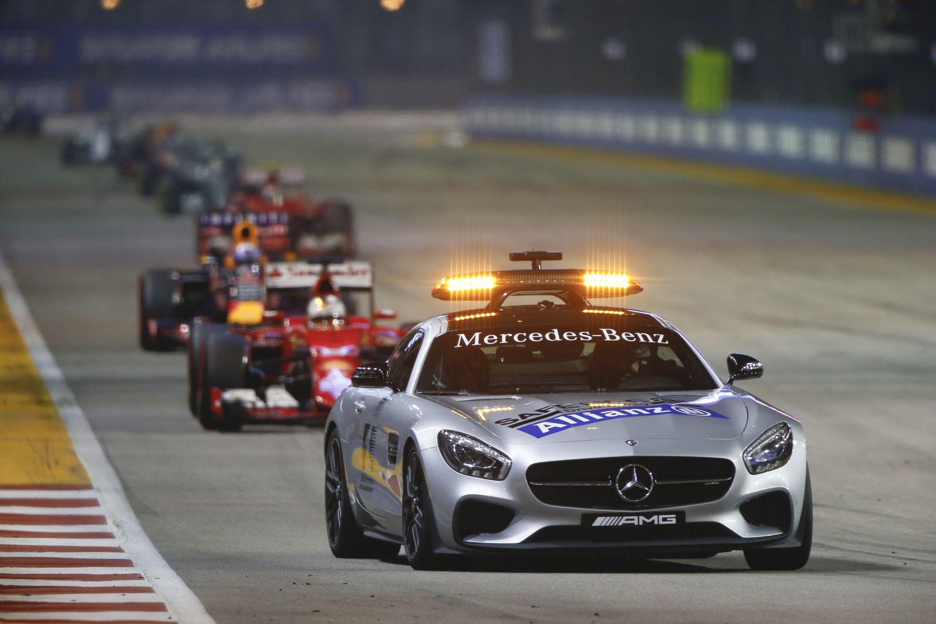 Börtönbüntetést kapott az F1-es szingapúri versenypályára besétáló férfi