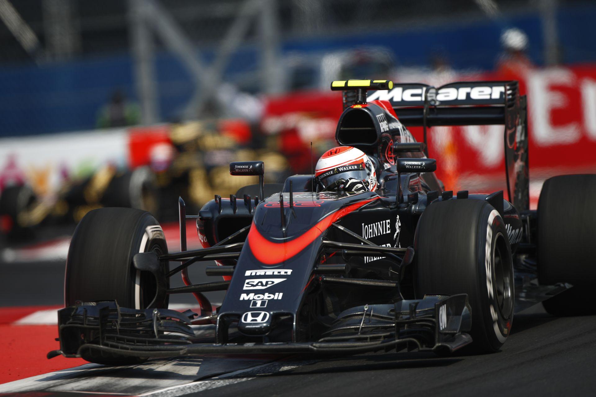A McLaren-Honda hogy másolja le a riválisok megoldásait?