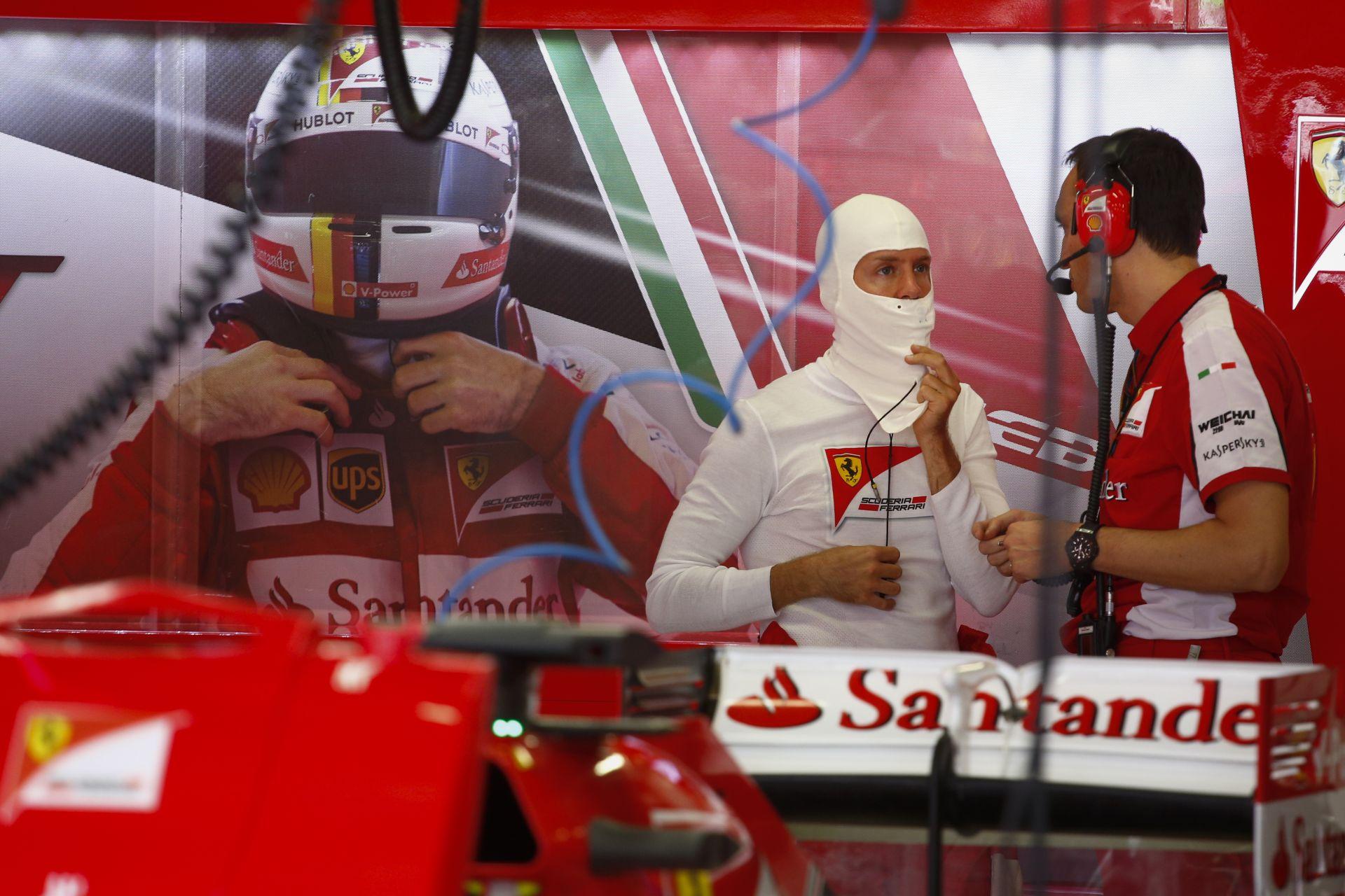 Vettel szerint a Ferrari figyelemreméltó áttörést ért el 2015-ben