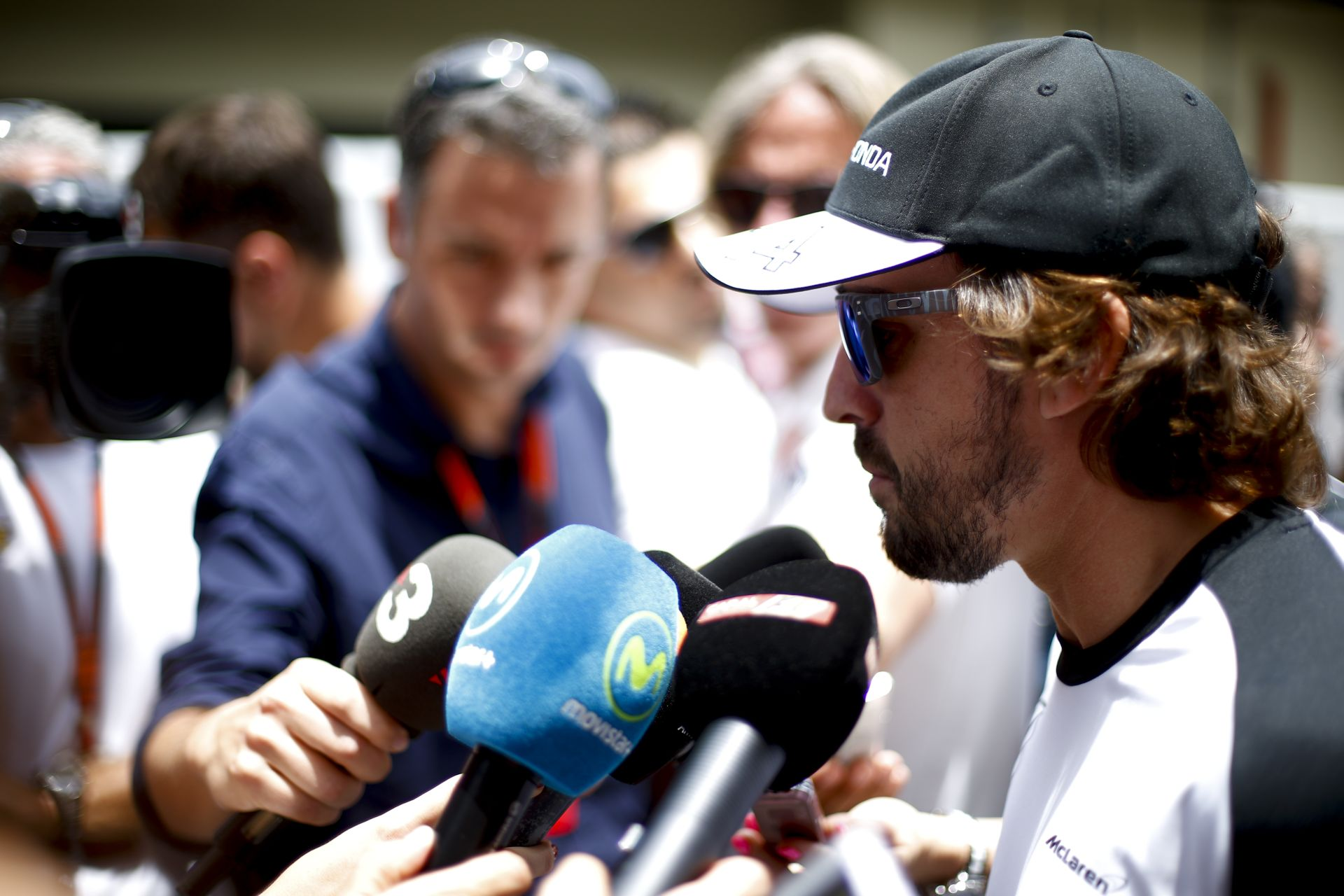 Alonso elismerte, motivációs gondjai vannak a McLaren-Hondánál