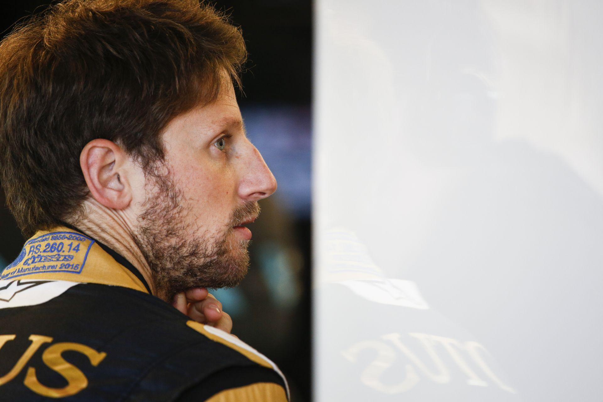 """Grosjean szerint nincsenek szavak arra, ami a francia fővárosban történt: """"Imádkozz Párizsért"""""""
