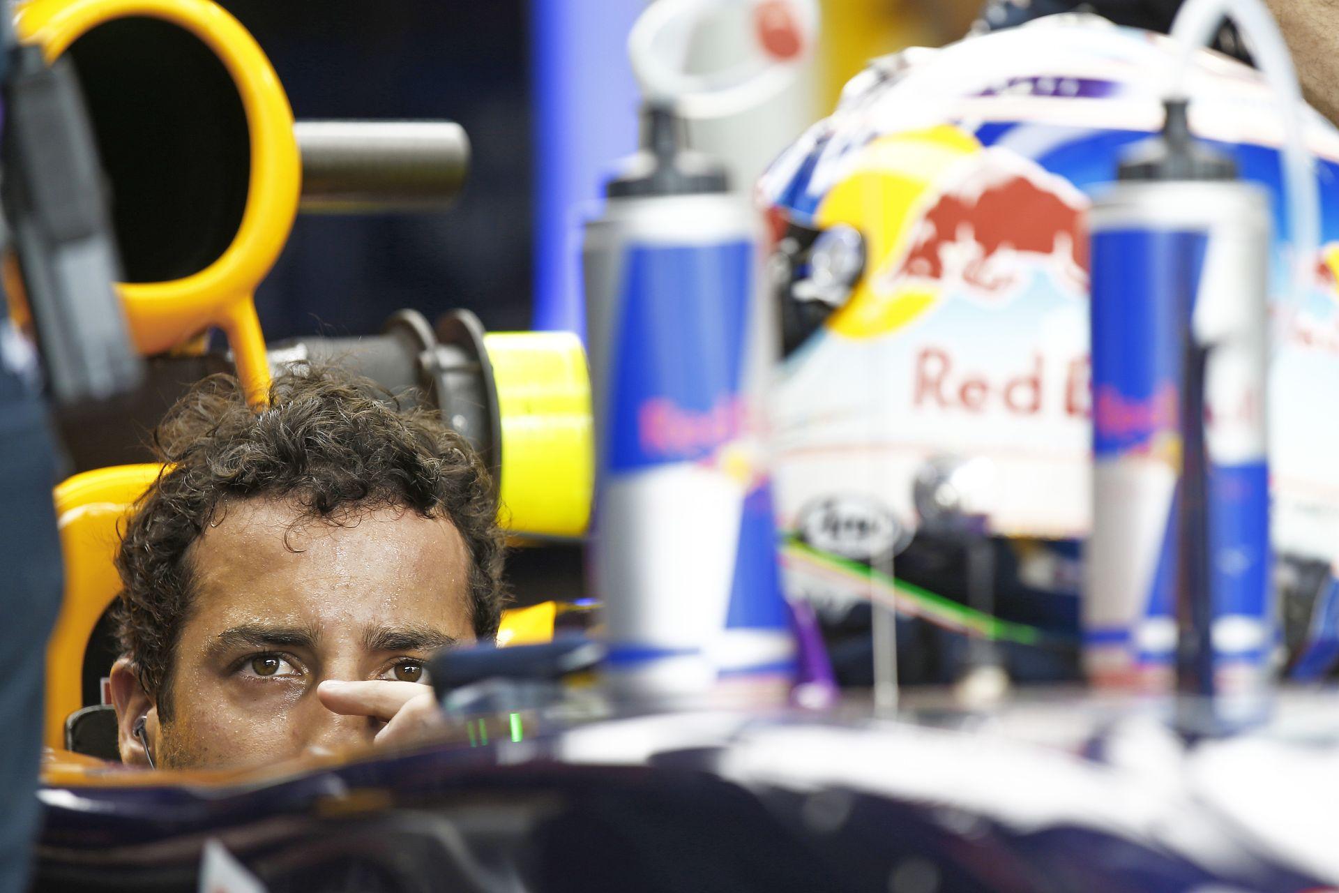 Az új Renault-motor még lassabb, mint a régi: Ricciardo bevallotta, nem történt előrelépés