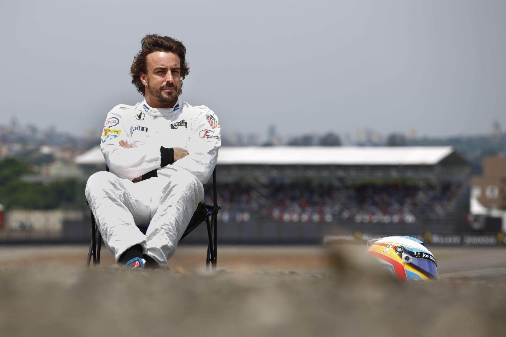 Stop-and-Go: Ha nincs Alonso, a Brazil Nagydíjat meg sem kellett volna rendezni! Szerencsére már nincs sok hátra...