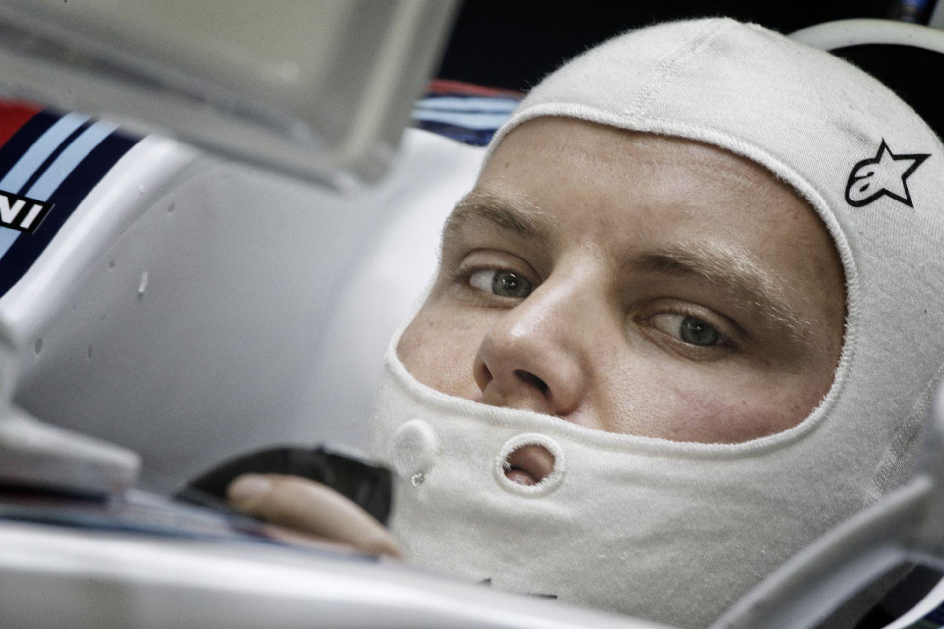 Bottas örülne neki, ha a Williams még idén közelebb kerülne a Ferrarihoz - benne van a pakliban!