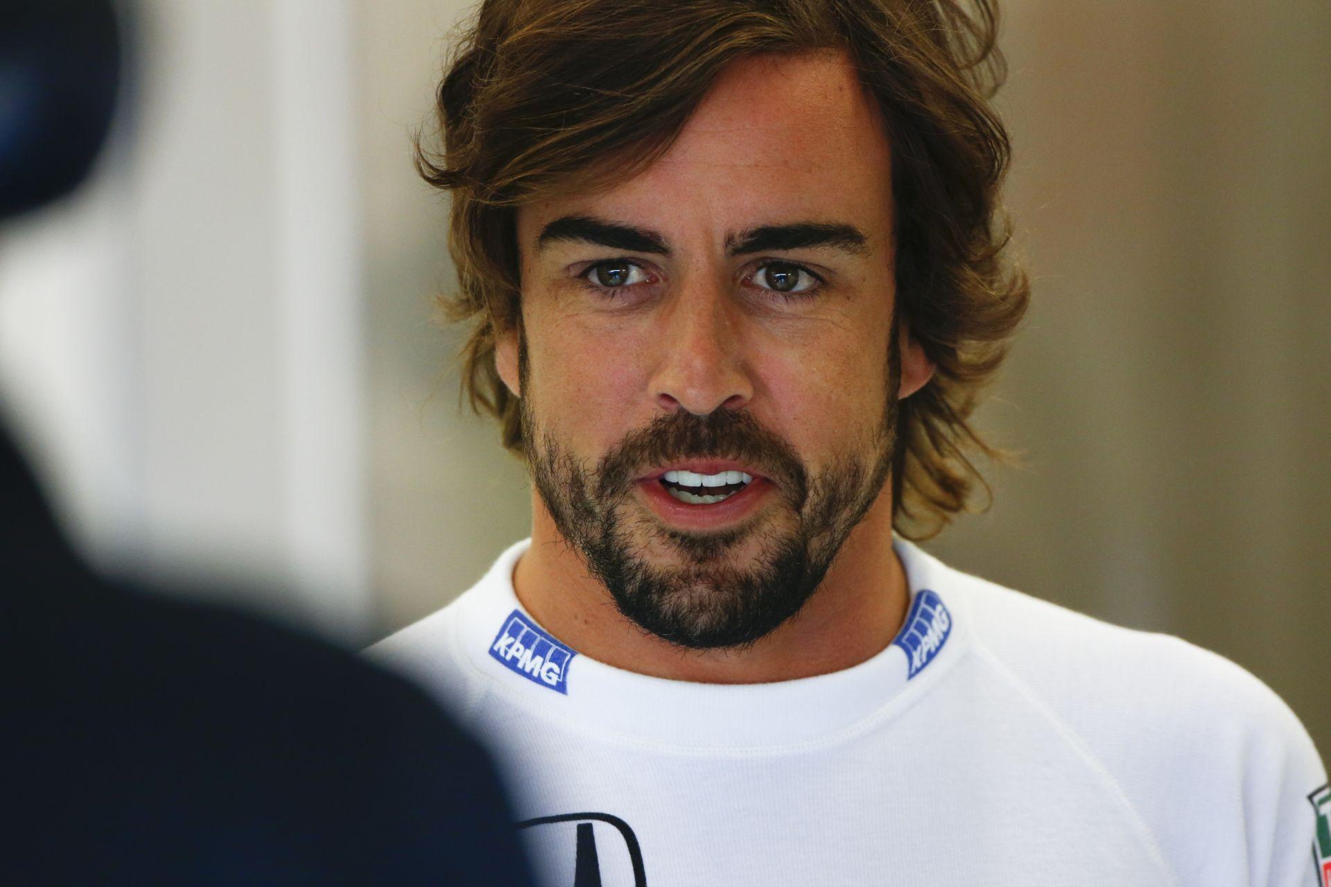 Alonso tudja, hogy türelmesnek kell lennie