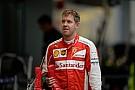 Vettel bevallotta: 2014 után kételkedett magában!