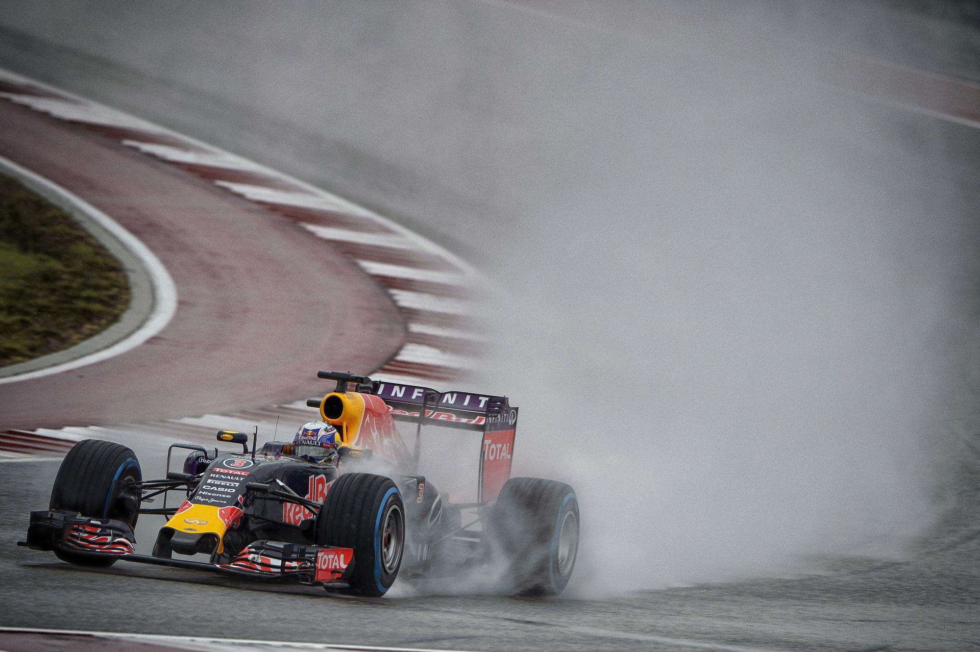 Hatalmas ziccert hagyott ma ki a Red Bull Austiban