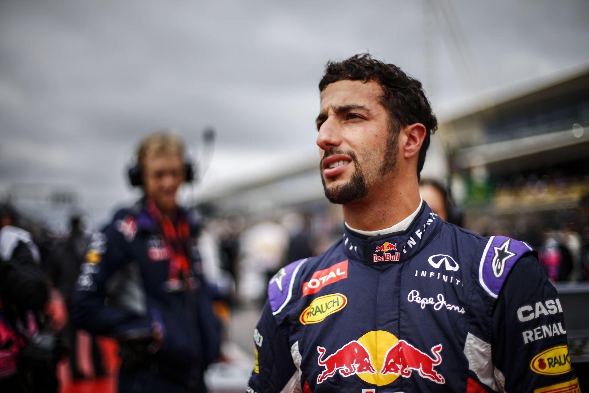 Ricciardo a jövőben intelligensebb versenyzésre vágyik!
