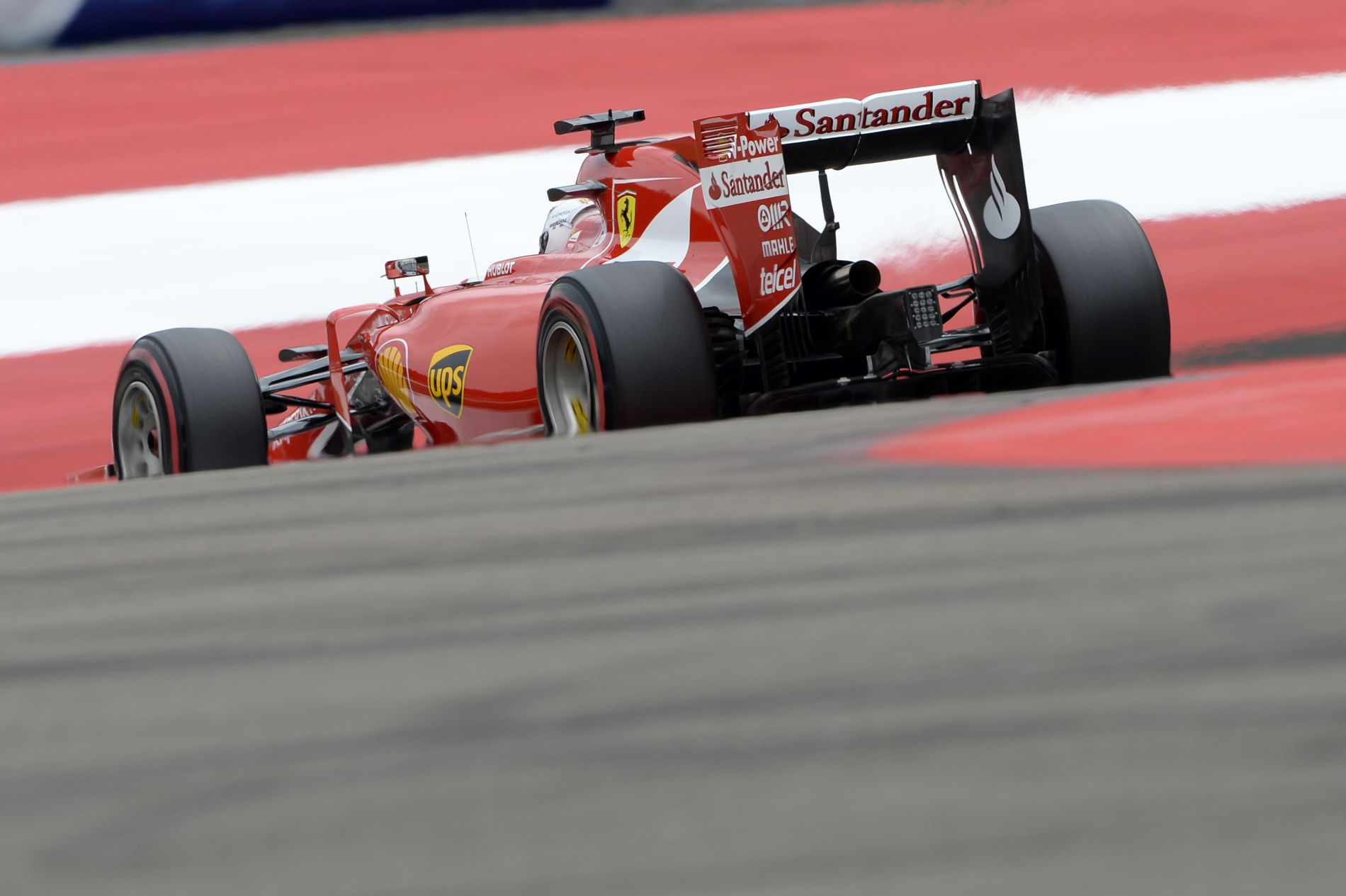 """Vettel a Brembónál járt: """"Ahhoz, hogy gyorsan menj, erős fékekre is szükség van!"""""""