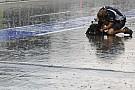 Brutális esőzések Monzában: jelenleg áll a víz az F1-es pályán