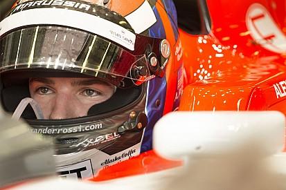 Rossi sem akarta elhinni, hogy végre versenyzőülést kapott az F1-ben