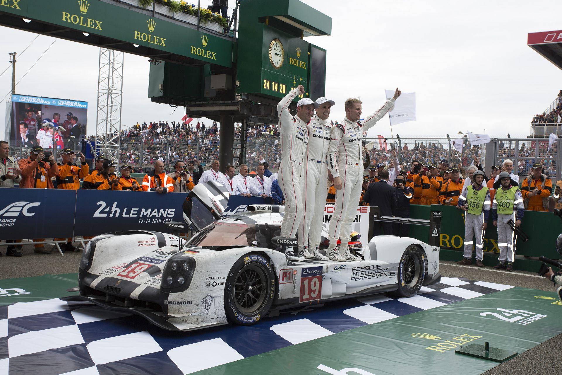 Hülkenberg jövőre megismételné a Le Mans-ban szerzett győzelmét!