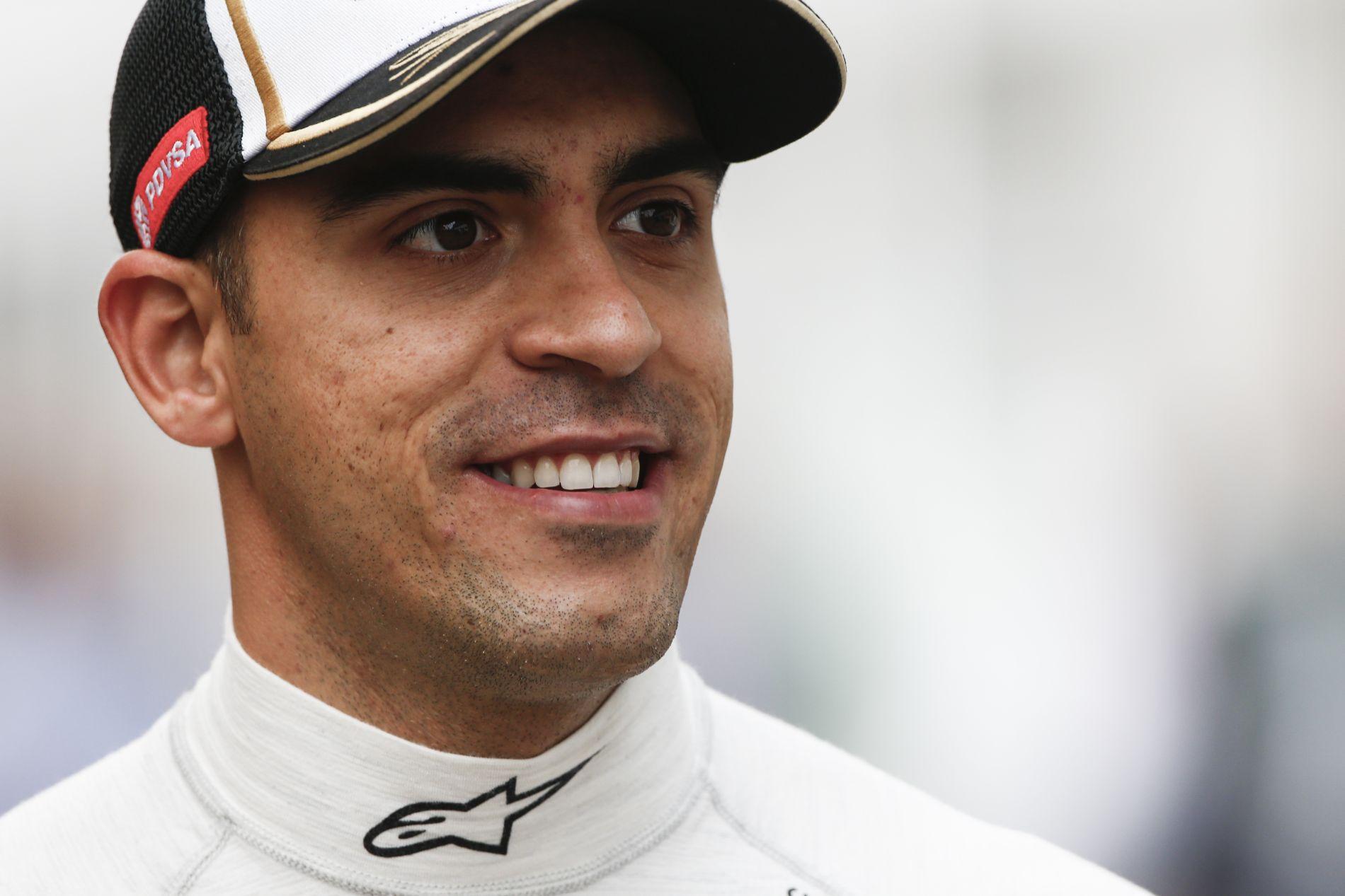 Hivatalos: Pastor Maldonado jövőre is a Lotus (?) versenyzője marad!