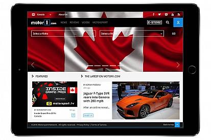 Motor1.com lancia Motor1.com-CANADA, Dave Pankew guida il team editoriale