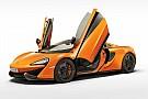 McLaren heeft geen interesse in SUV's: