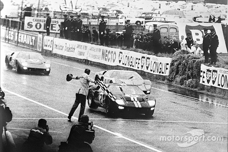 Le Mans 1966 - Les souvenirs de Chris Amon avec Ford et Bruce McLaren