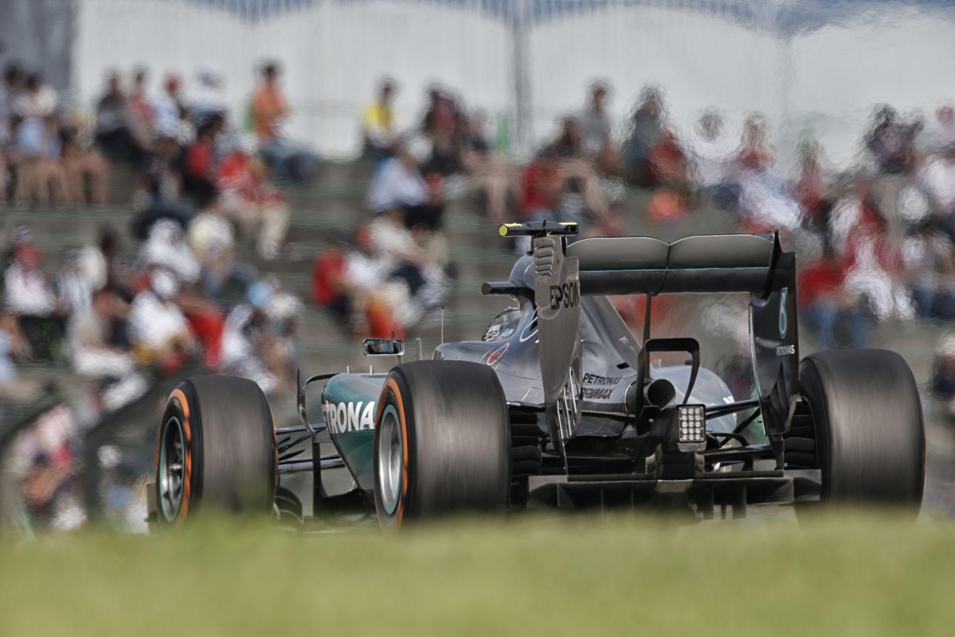 A Japán Nagydíj legszebb előzése: Rosberg csúnyán betette Bottas mellé