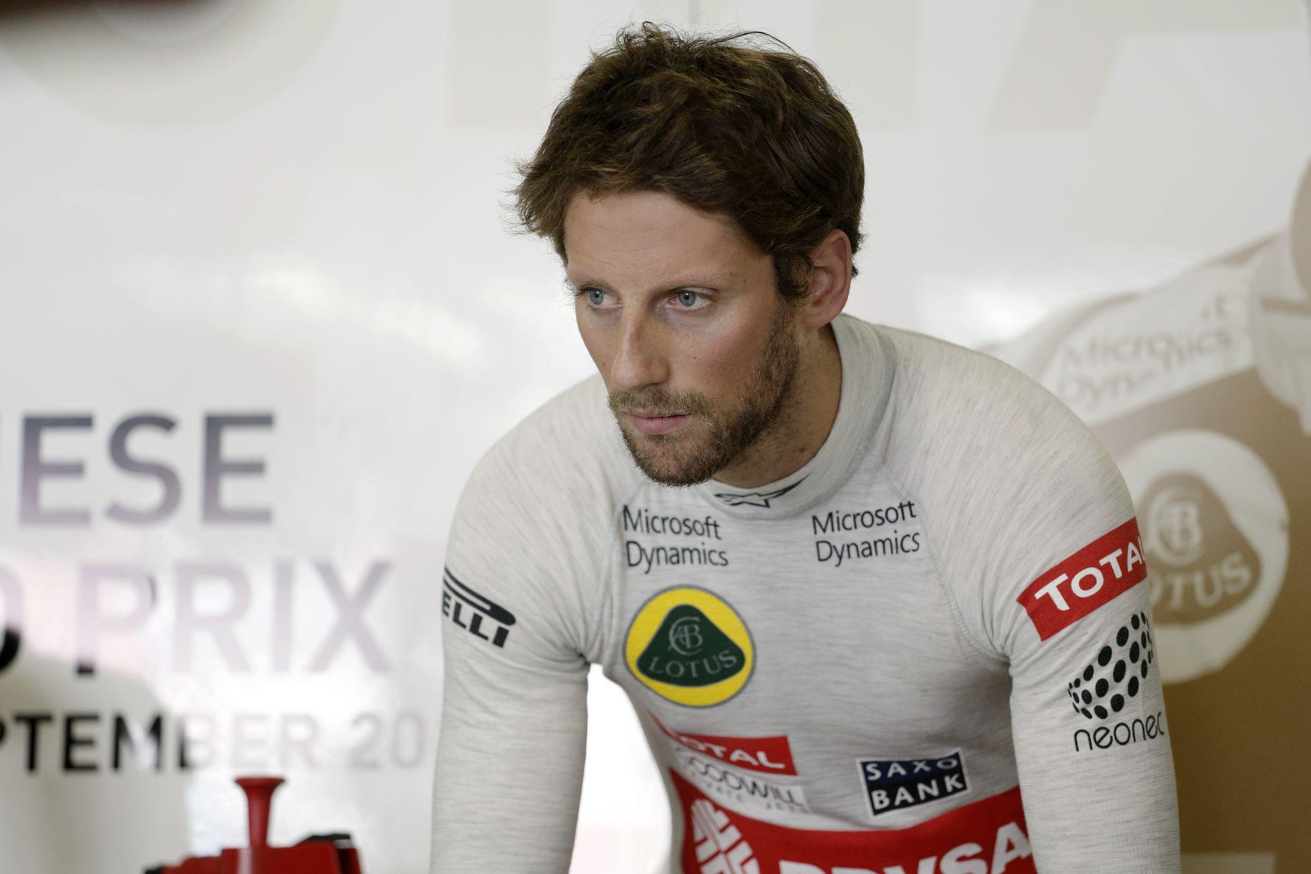 Grosjean jövőre nem lesz a legjobb öt között: a Haas-szal belépőt váltott a Ferrarihoz?