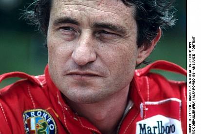 Ma lenne 71 éves Patrick Depailler, a 35 esztendősen elhunyt F1-es versenyző
