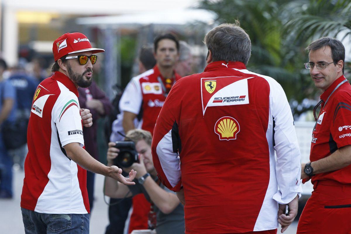 Alonso: a józan észnek kellene uralkodnia az F1-ben, hogy az egészséges lehessen