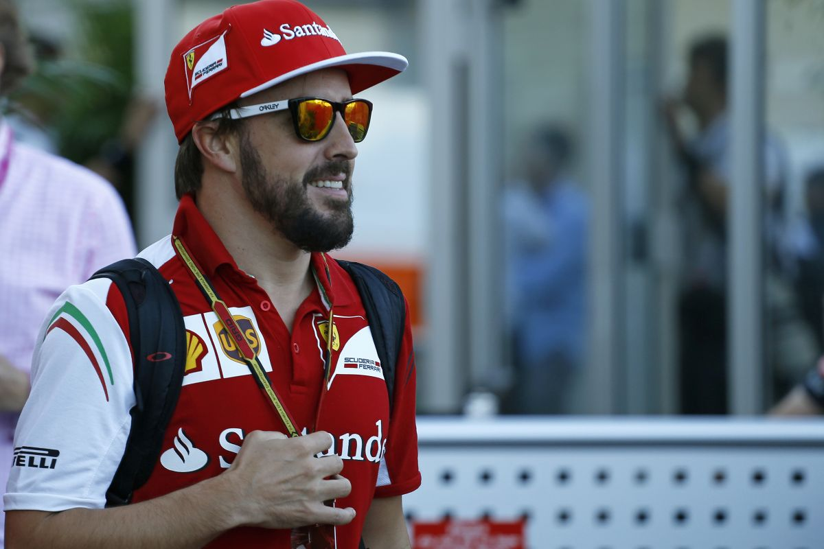Alonso szerint egyszerű a képlet: minél több pénzed van, annál több a siker az F1-ben