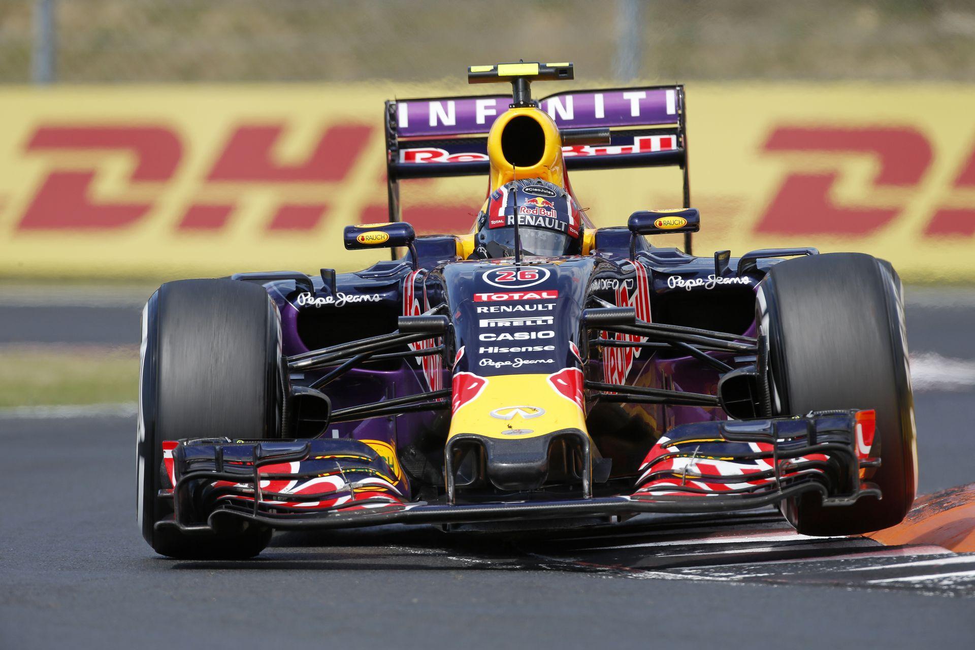 A Red Bull Spában meglepően versenyképesnek tűnik - csak el ne kiabáljuk!