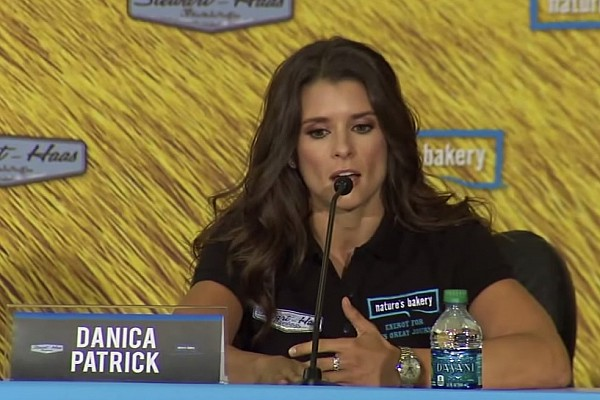 Danica Patrick: Kezdek túl öreg lenni egy F1-es váltáshoz…