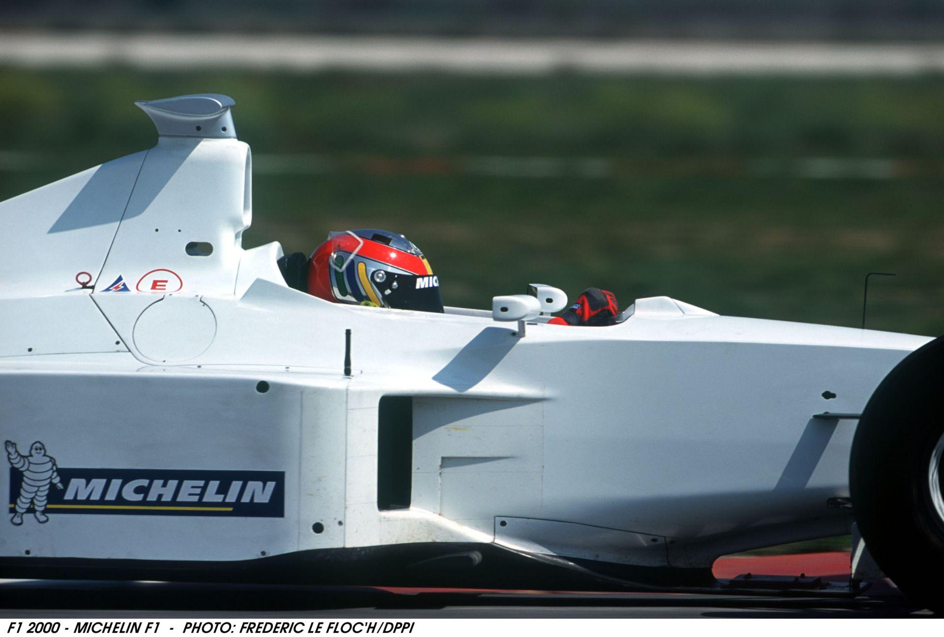 Michelin: Mi olyan gumikat adnánk az F1-nek, amivel az autóból 100%-ot lehetne kihozni…