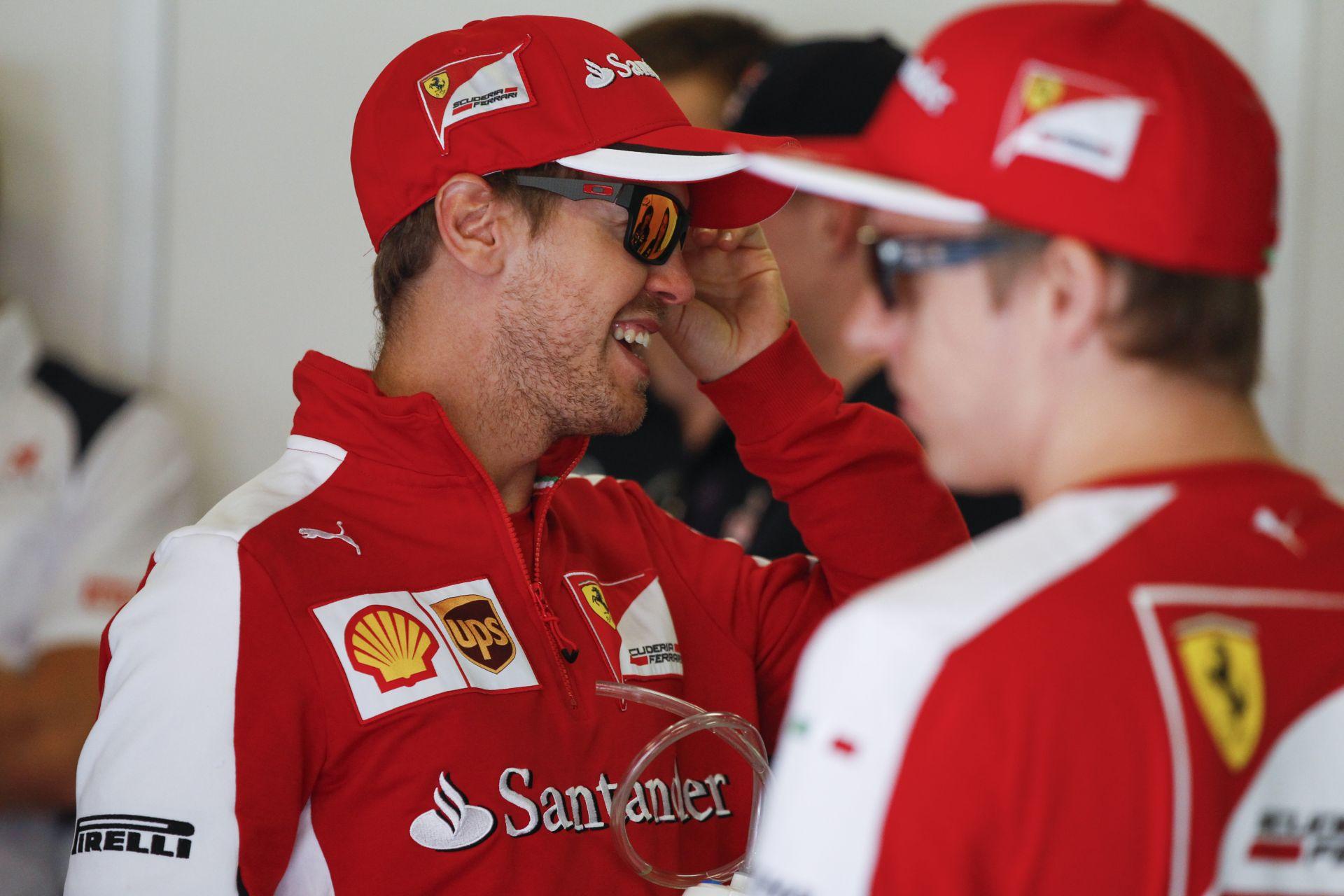 Vettel: Az emberek ugyanazt csinálják most Kimivel, mint velem 1 évvel ezelőtt