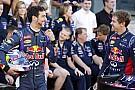 Ricciardo: Vettel eddig a legjobb csapattársam!