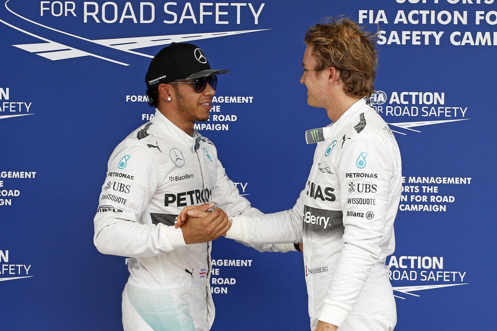 Rosberg nyerte a Brazil Nagydíjat a hibázó Hamilton és az eltévedt Massa előtt! Még semmi sem dőlt el