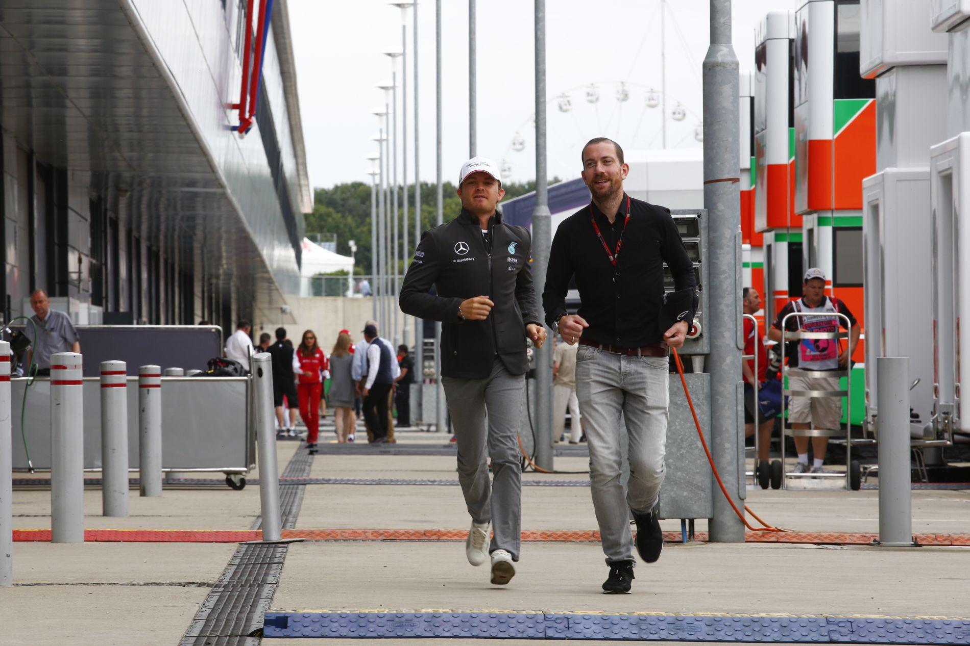 Rosberg 3 tippje az izgalmasabb F1-ért: könnyen kivitelezhető lépések?
