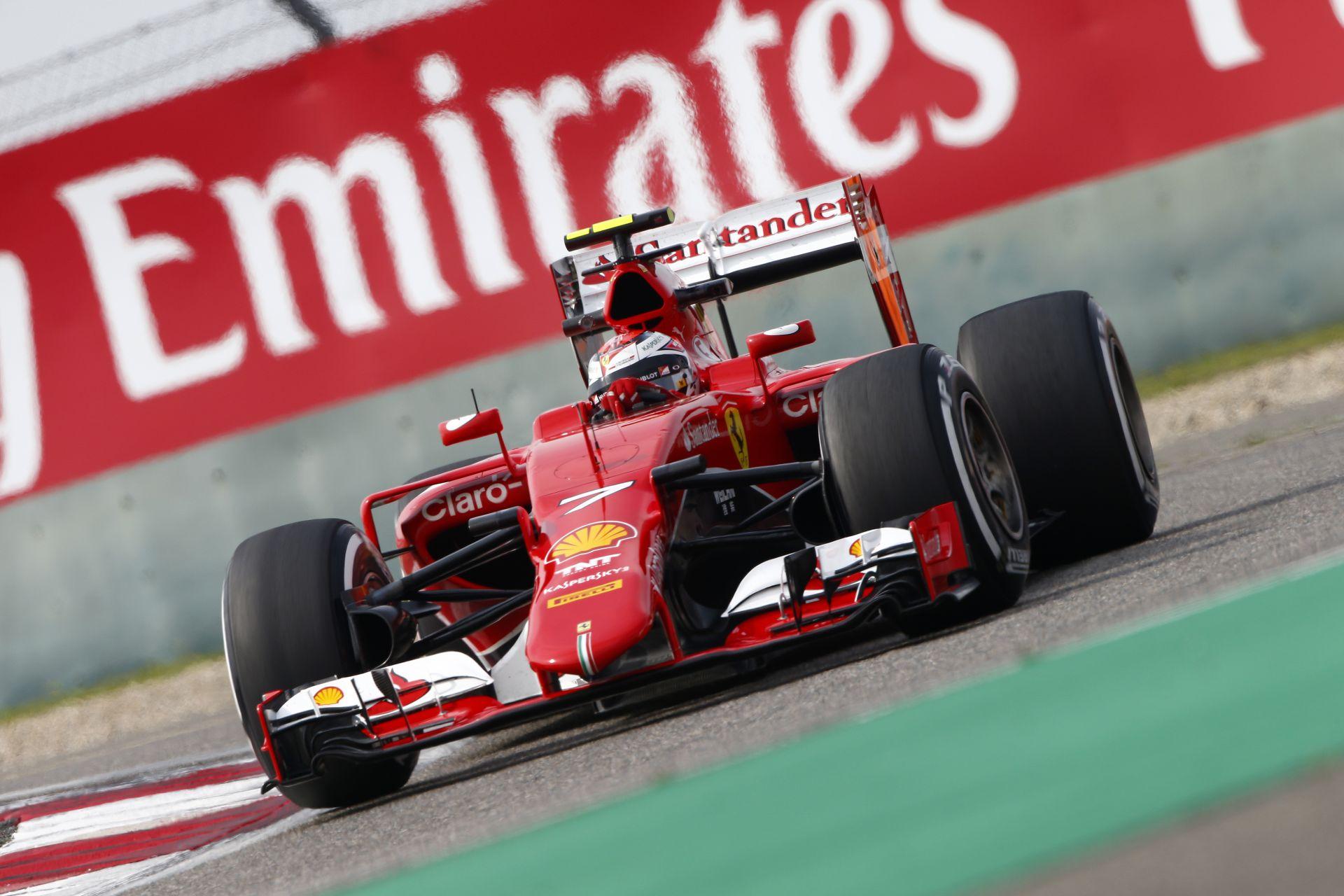 Raikkönen: Válaszolni fogunk a Williamsnek, már a Magyar Nagydíjon!