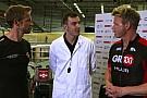 Jenson Button Vs. Gordon Ramsay