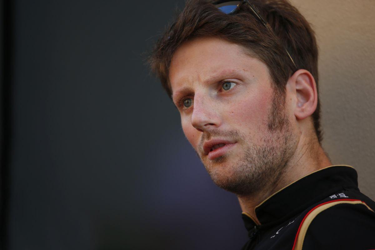 Rekordgyanús büntetés Grosjean számára: jobban teszi, ha minél előrébb végez holnap