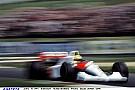 Ayrton Senna pályacsúcsa a Hungaroringen: Palik László közvetít