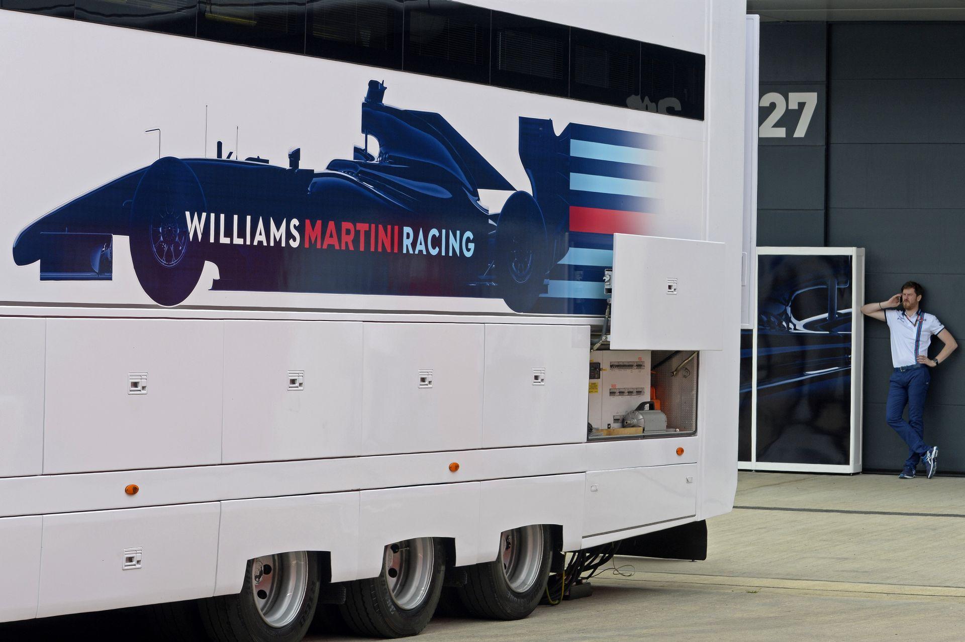 Williams: Nem reagálunk a ferraris pletykára!