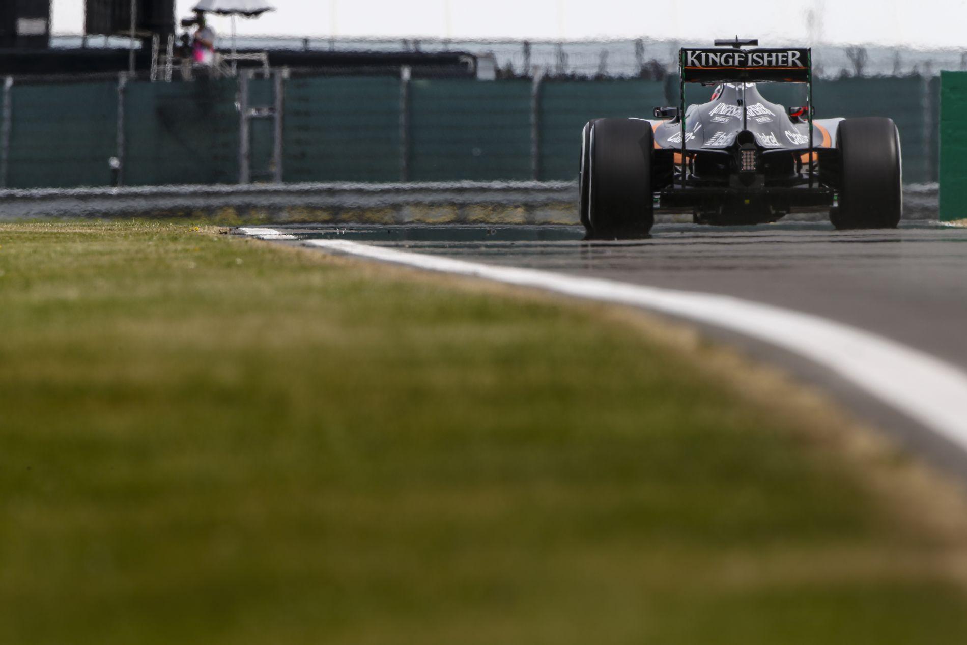 A Magyar Nagydíj mindig is cool volt: erős eredményre hajtanak a Force India versenyzői