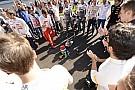 Ma vesznek végső búcsút Jules Bianchitól!