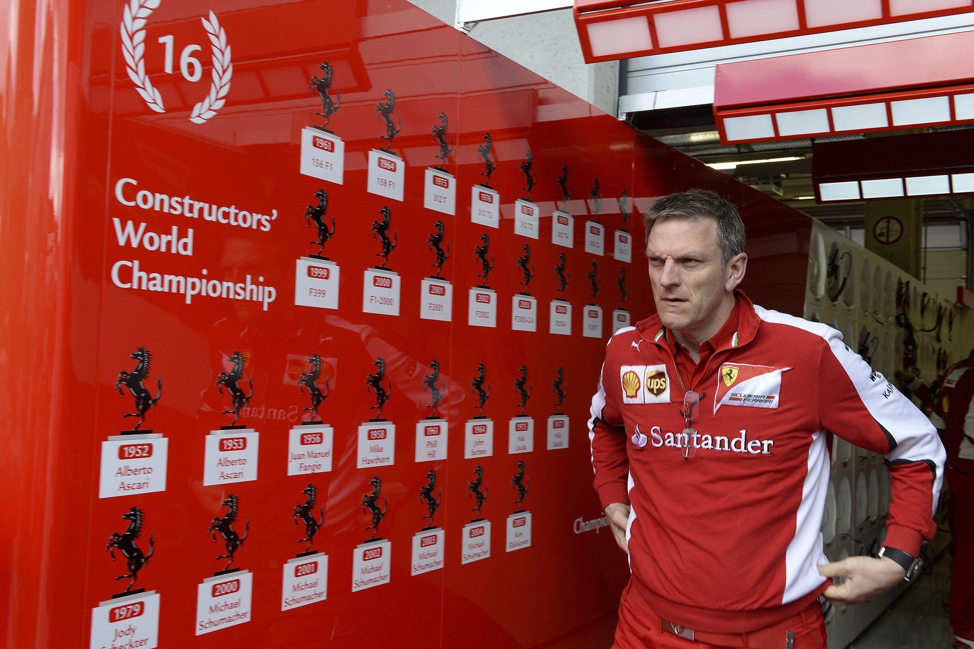 A Ferrarinál mindenki marad a helyén - egyelőre nem hullanak fejek a gyengébb versenyek miatt
