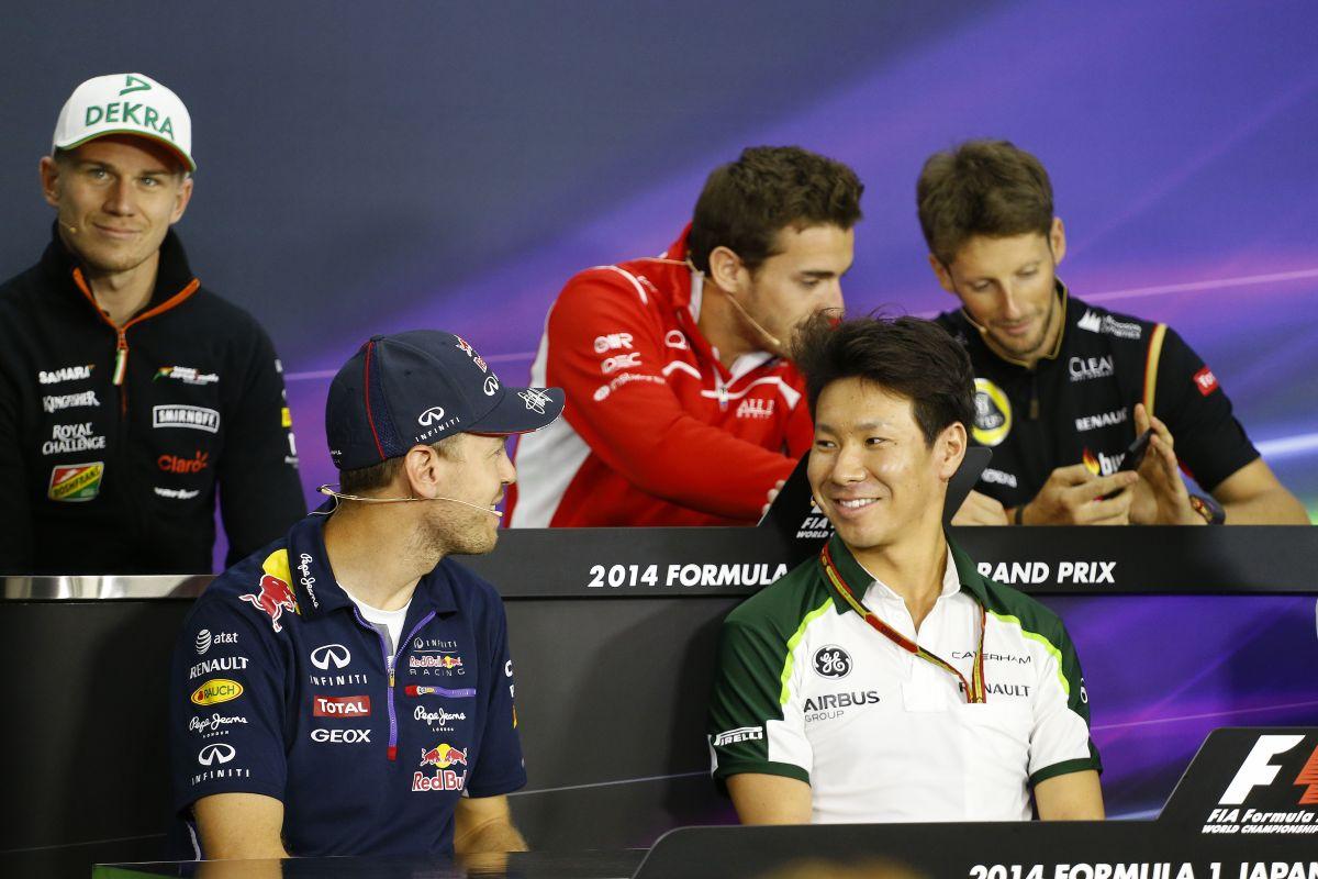 Vettel ChampCart, Grosjean anyja Subaruját vezette 17 évesen