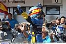 Alonso már a második F1-es szezonjában nyerni tudott, ráadásul a Magyar Nagydíjon