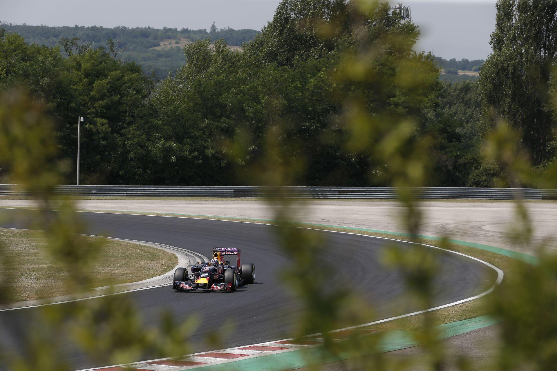 Red Bull: Briliáns! Hungaroring, köszönjük a kettős dobogós helyezést!