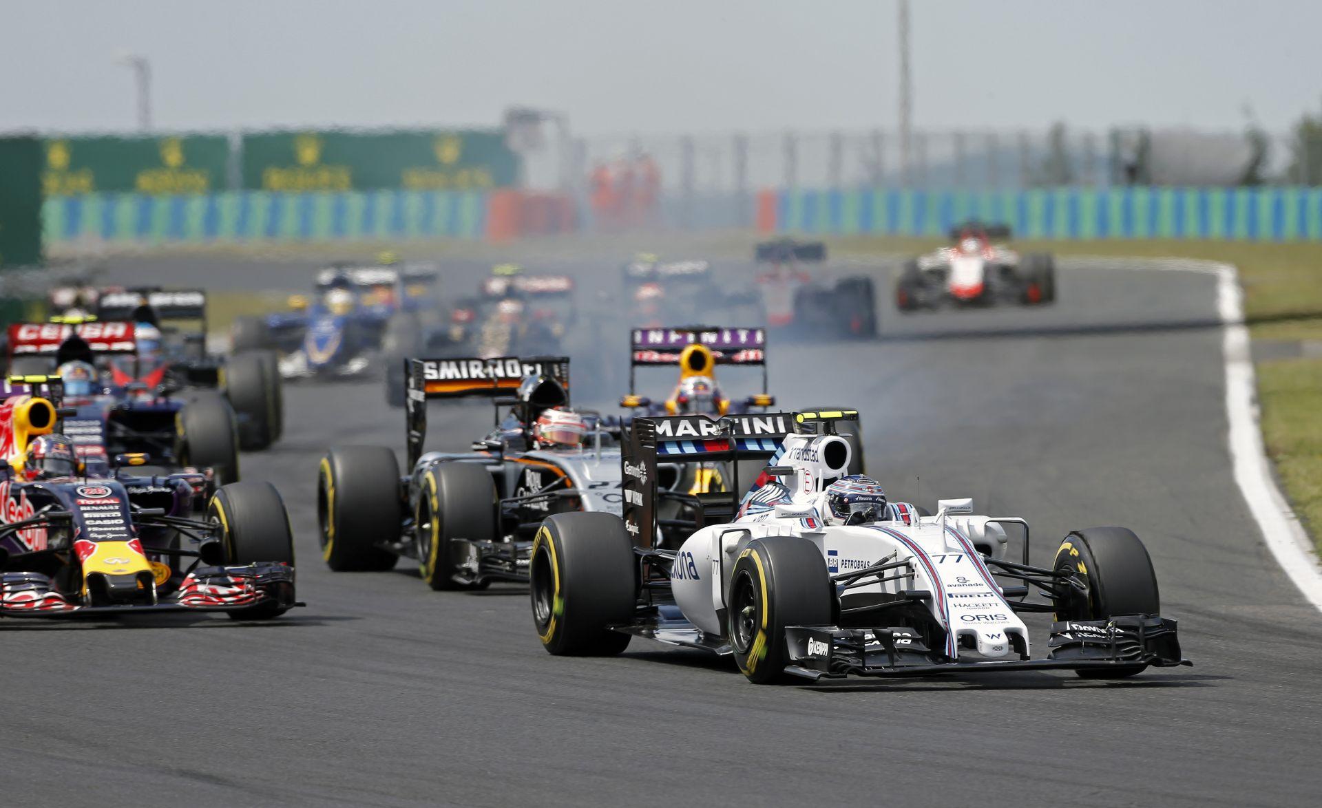 Bottas: A Williams automatikusan gyors lesz Spában és Monzában!