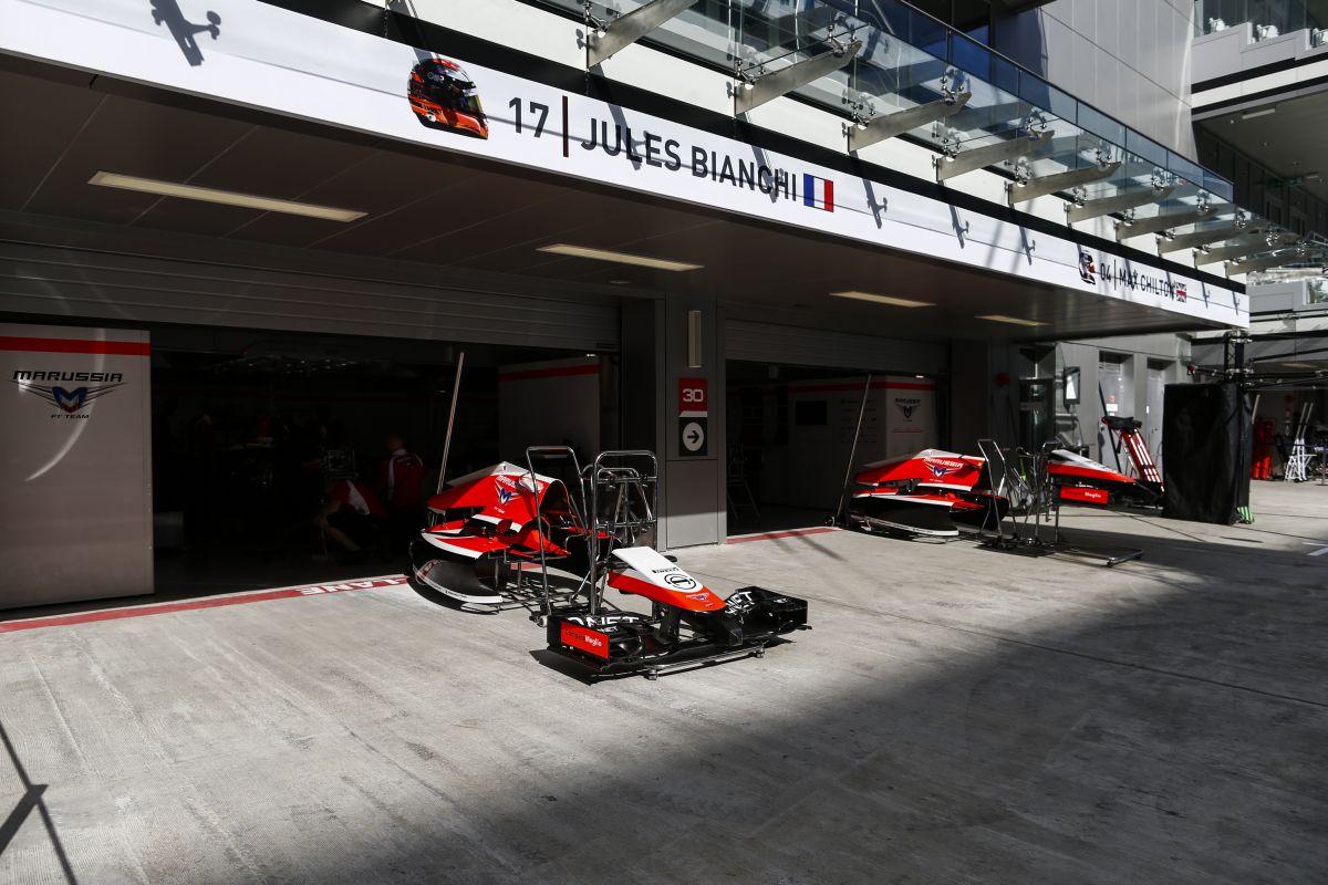 Marussia F1 Team: Bianchi állapota még mindig kritikus, de stabil