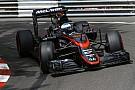 A McLaren-Honda is a rövid orral próbálkozik