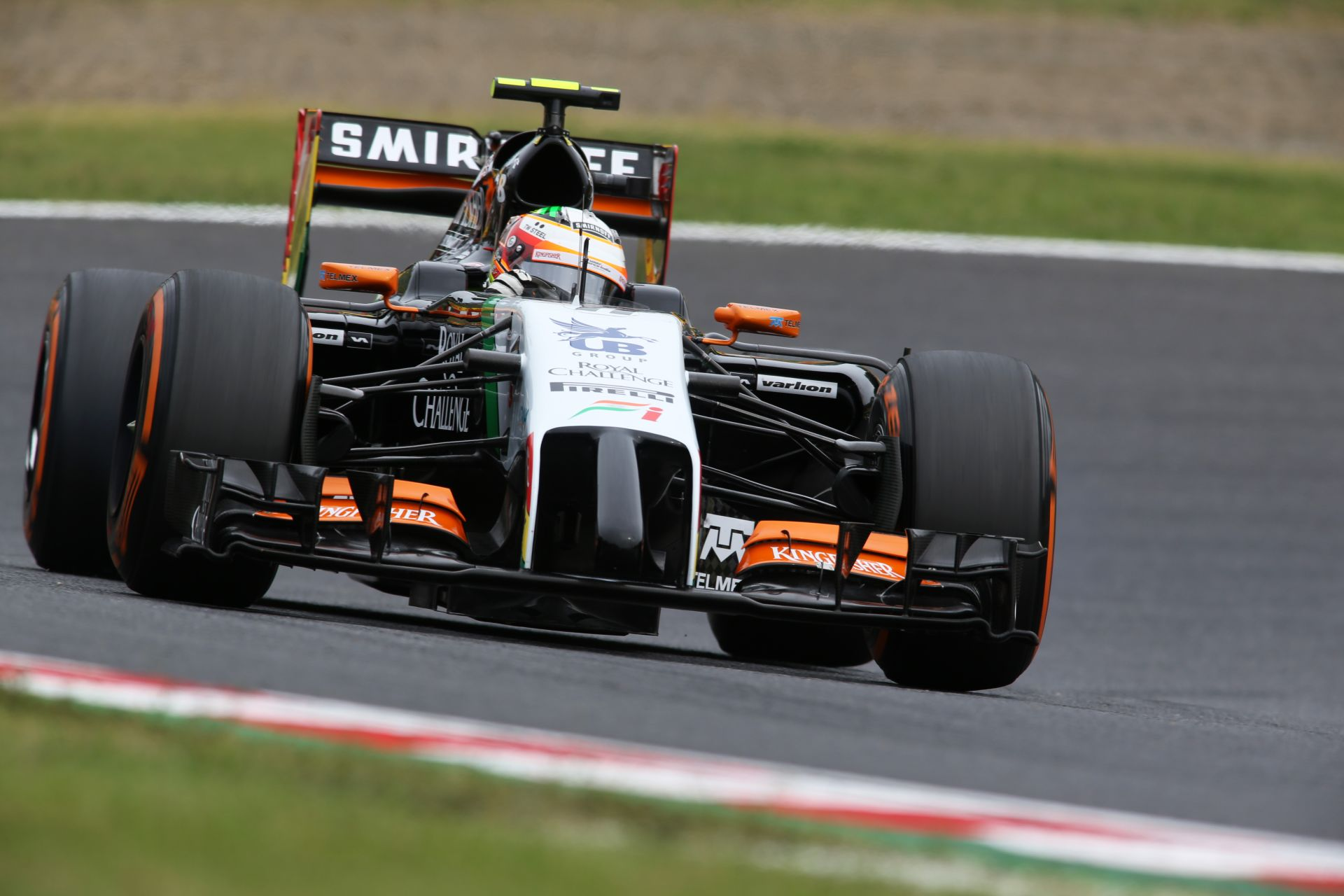 Kis híján a Force India sem utazott el az Amerikai Nagydíjra: Necces volt a helyzet a Mercedes miatt